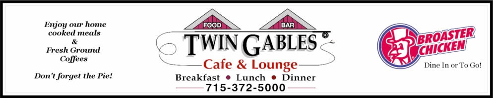 Twin Gables Café & Lounge